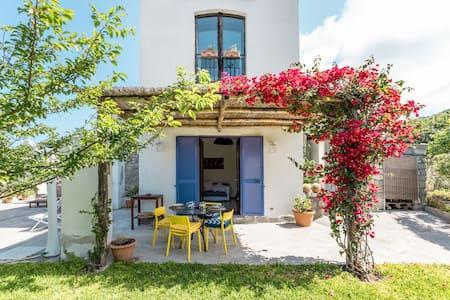 Smart house in Ischia island