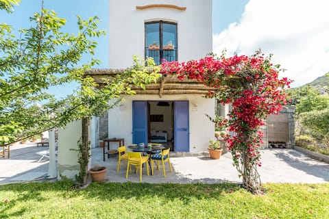 Smart house in Ischia island
