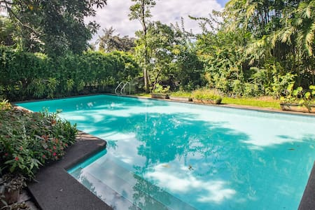 Antipolo - Secluded and Romantic