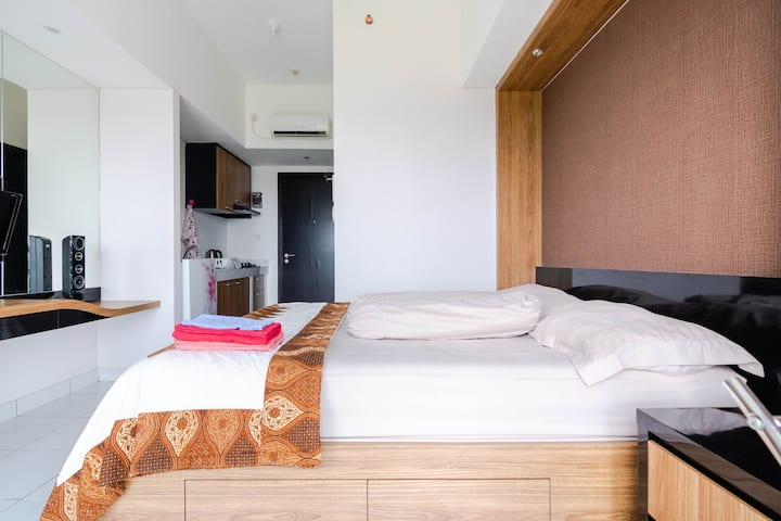 Comfy fully furnished apartment Near AEON& ICE BSD