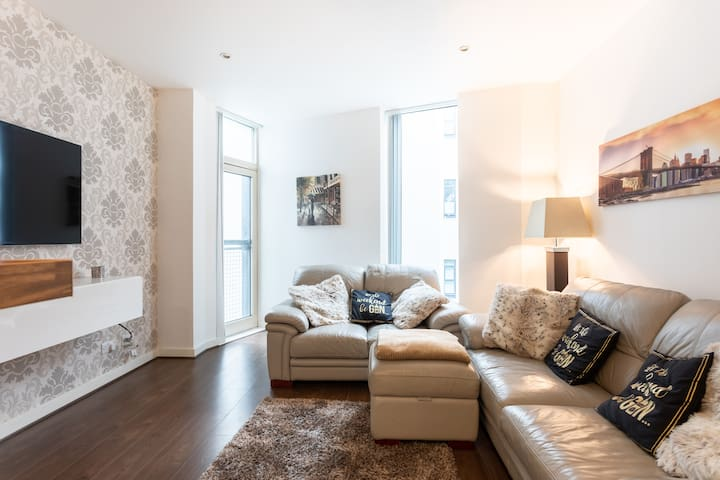 ⭐ Perfect for City centre living