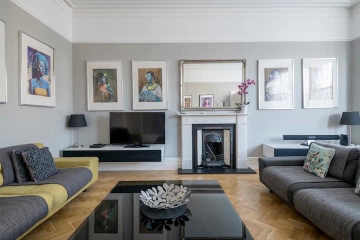 Very Large Stylish Mansion Flat - Hove