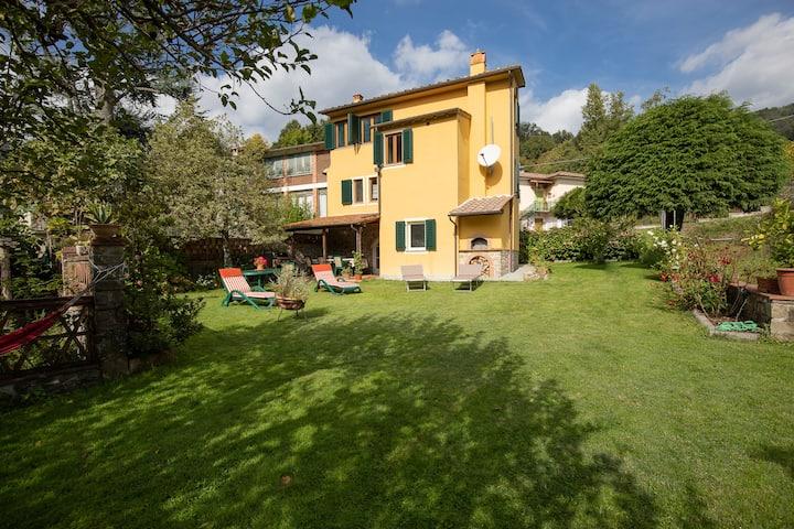 Casa Ilda Beautiful Villa in Tuscan Countryside