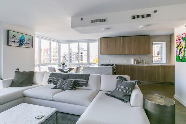 LES 2 BR Penthouse New Construction