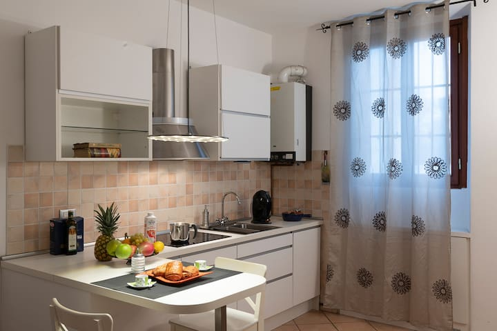 Moderno appartamento arredato Cimiano