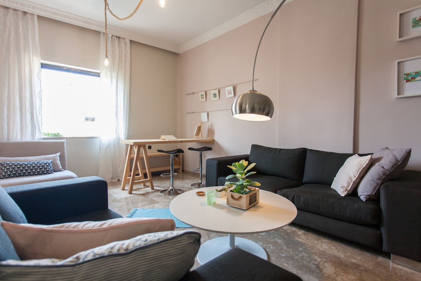 Art Flow Apartment, #2km from Chania city center