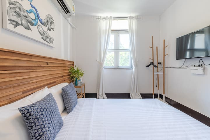 """Cozy by Funwahn (Room """"B"""" for 3 persons)"""