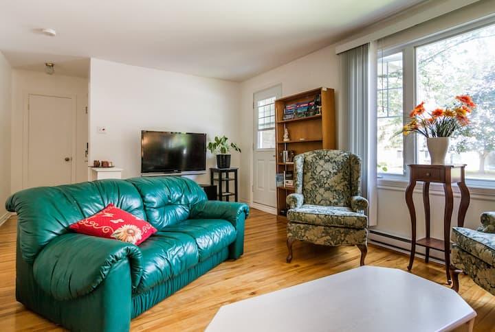 Appartement 1 confortable