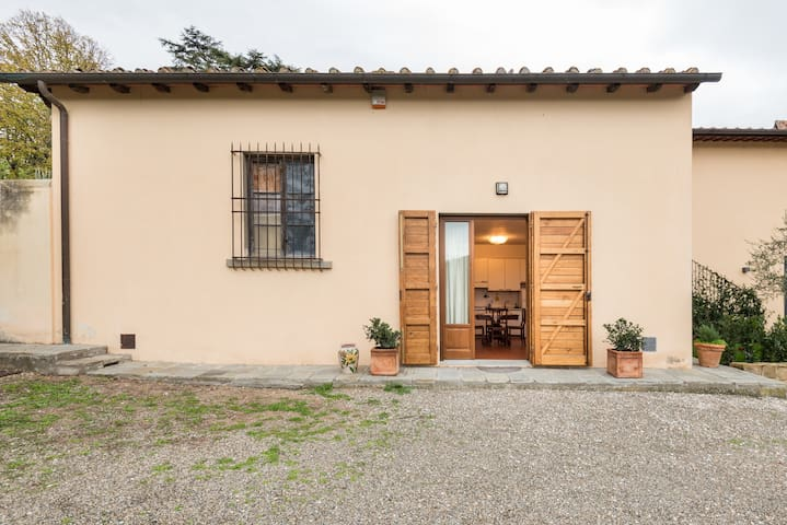 Lovely Apartment In MonteGirone near Florence