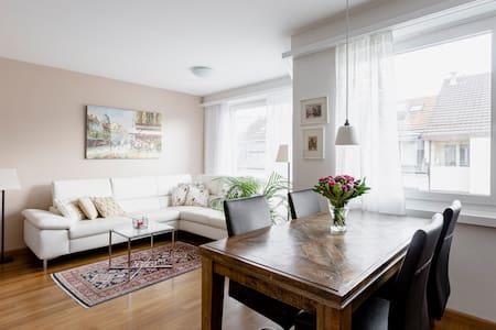 City Appartement mit schöner Einrichtung