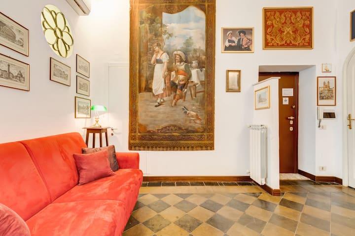 Frattina 41 apartments at Spanish Steps