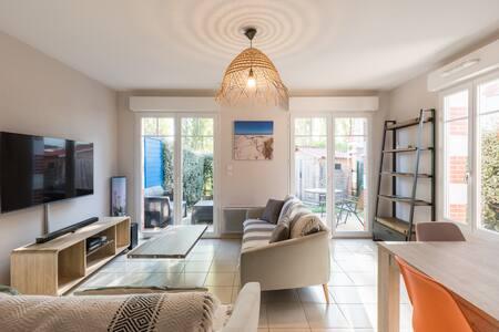 Appartement duplex 75 m2 tout confort
