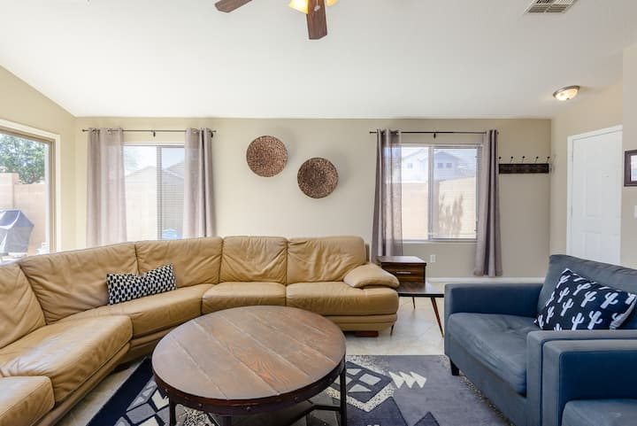 The Arizona Abode: Cute, Cozy, Kid-Friendly