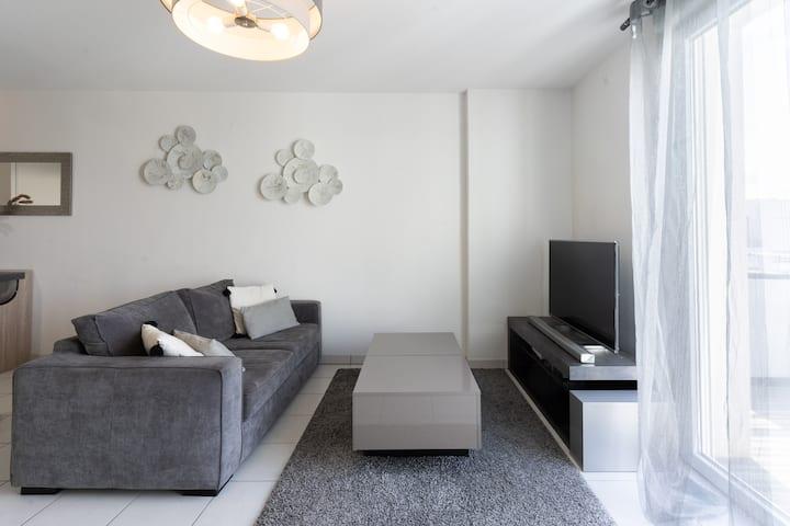 Appartement T2 tout confort à Toulouse - Cugnaux