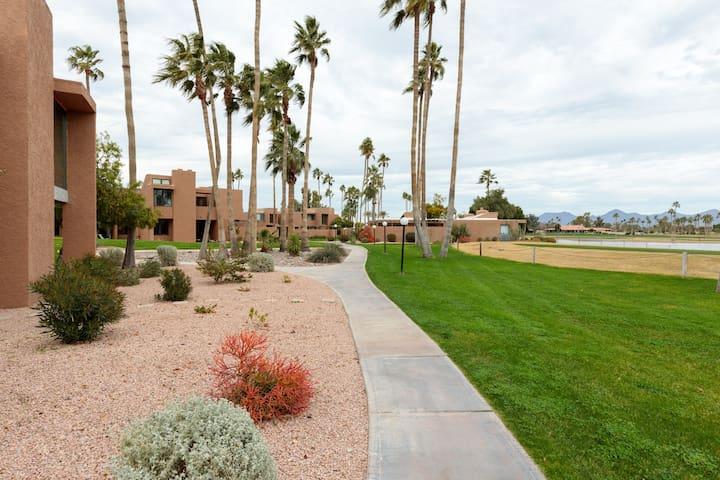 Scottsdale Villa with Mountain Views