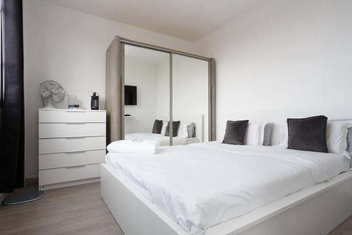 Appartement Paris Saint ouen