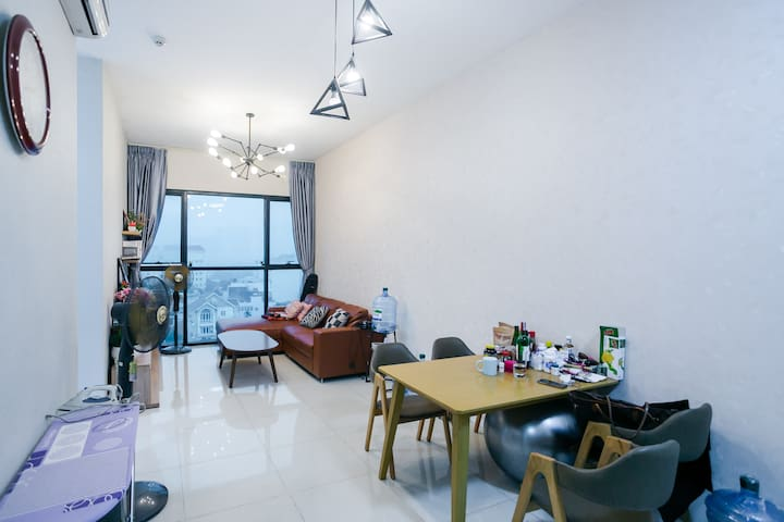 Modern digs in the heart of Thao Dien