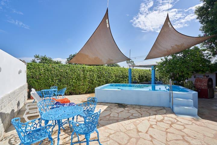 Casa Sofia. Apartamento en Guanabo con piscina.