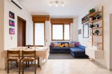 Appartamento coppie/gruppi a Lido Di Ostia