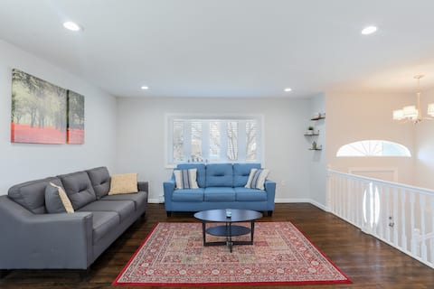 Work from home Friendly.Furnished comfortable Room