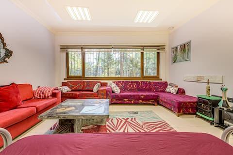 Luxury House in Kızılay in the center of ankara