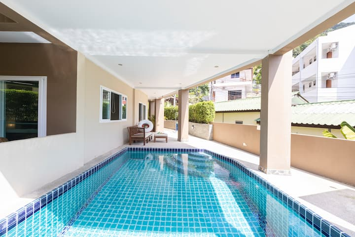Kata beach 2 bedroom 2 bathroom, huge terrace (21)