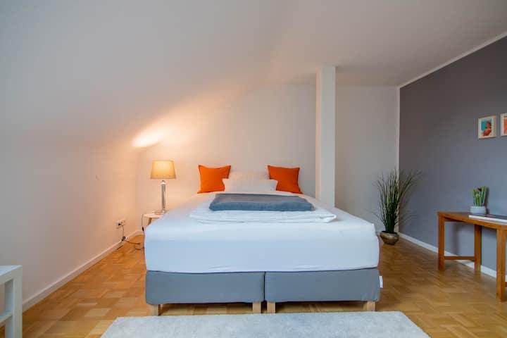 Luxurious flat No.2 very close to Messe Düsseldorf