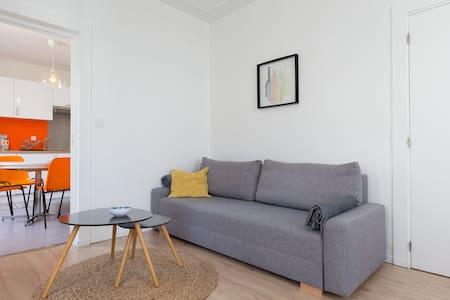 Appartement 55 m2, cozy et lumineux