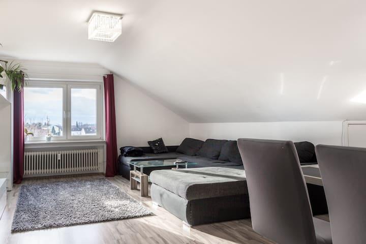 Gemütliches Apartment mit Alpenblick