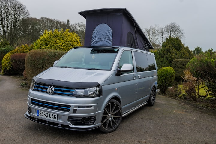 Vinnie the Campervan | Lakedistrict | heated