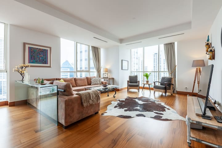 Spacious and secure place in the heart of Istanbul