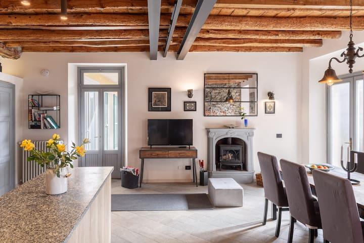 AltaVista, casa vacanza, Lago Maggiore