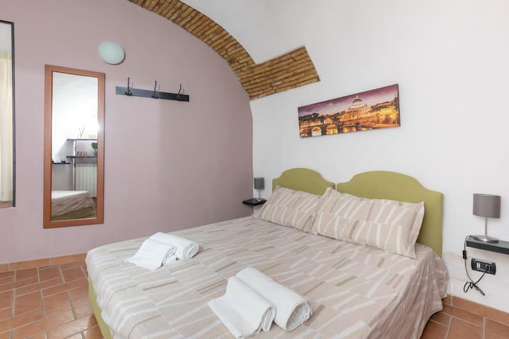 Bedroom 1  doublebed