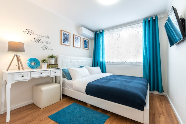 Smart Designed and Decorated Flat