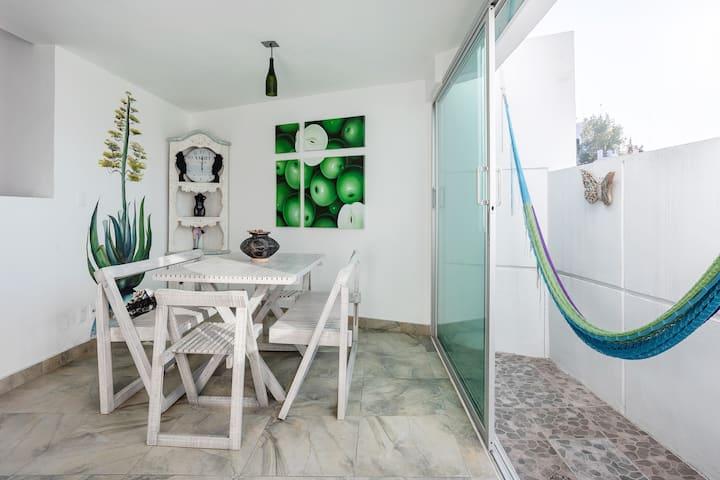 Casa Mexicana. ¡100% protocolos de limpieza!