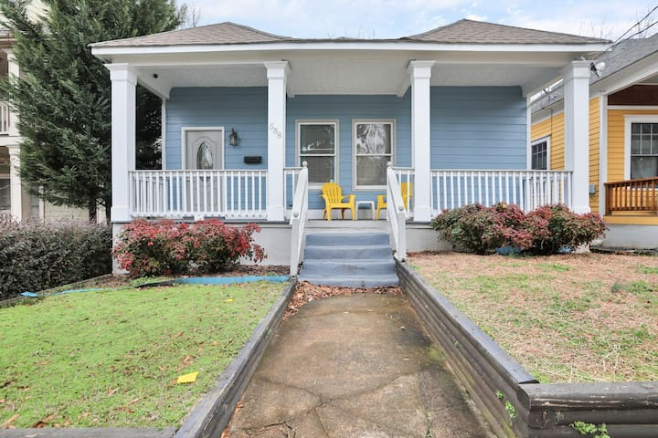 Adorable Bungalow in the heart of Atlanta!