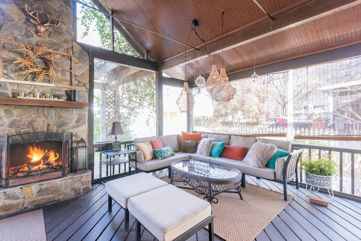 Plaza Midwood House • New listing near Uptown!!