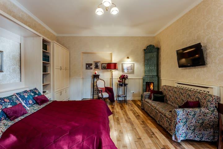 Studio apartments in Lviv - 2