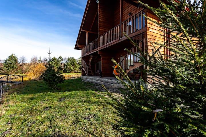 Village Cottage near Lviv