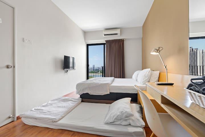 Kiara East Comfort Suite, KL City Jalan Kuching