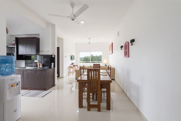 Flora Residence : 3BD/2BTH  Homely Apartment
