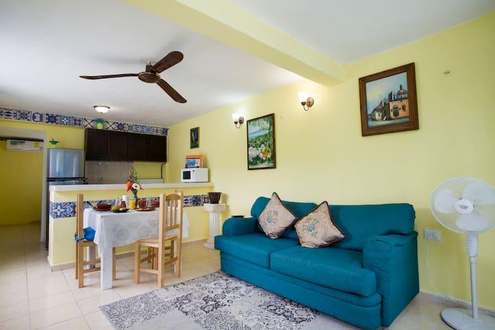 Manatee Lagoon House Double Apartment