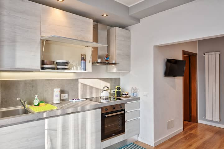Polpy Apartment near Venice, free parking