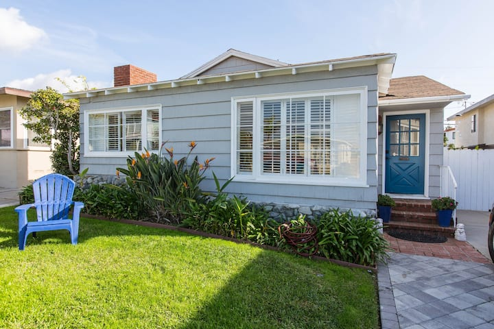Charming coastal luxe bungalow