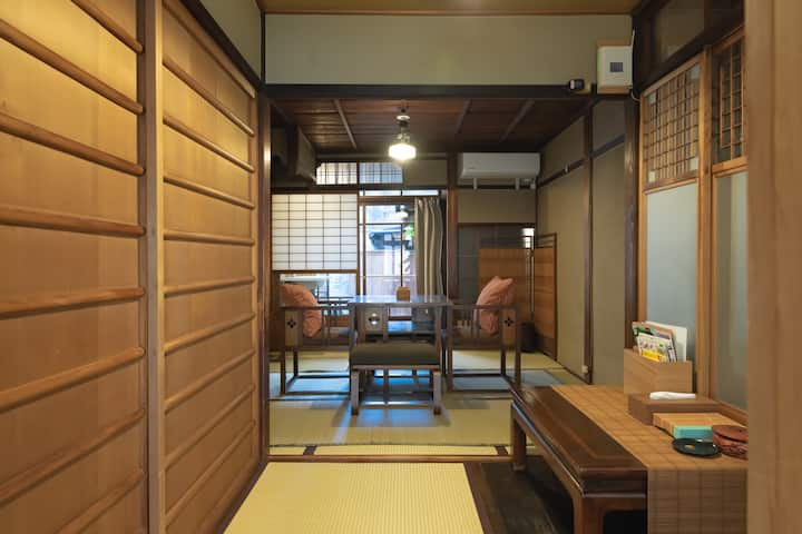 Traditional Japanese style house, Good location !