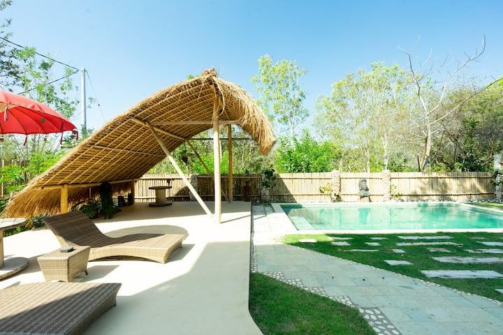 Jungle Joy Villa Uluwatu