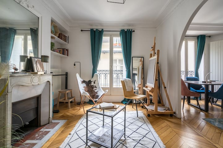 Unbeatable location ! Private Room in Le Marais