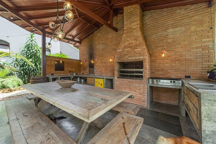Casa de Nárnia, conforto e natureza - Granja Viana