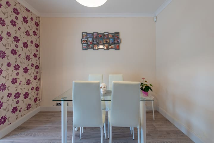 ☆Happy and cosy double bedroom with private shower