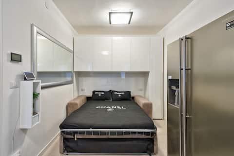 Mini suite fronte mare piazza Mazzini